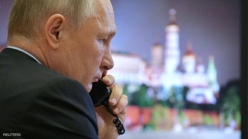 خبرنگاران مذاکره تلفنی پوتین با سران چین و انگلیس درباره کرونا و جنگ دوم جهانی