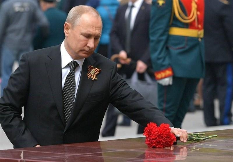 پوتین: بعد از پیروزی بر کرونا، جشنی باشکوه برگزار خواهیم کرد