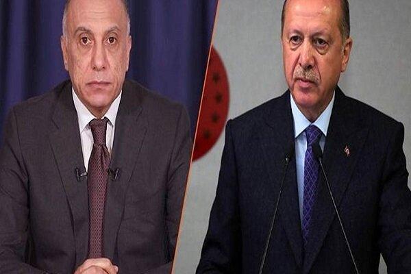 اردوغان و نخست وزیر جدید عراق رایزنی کردند