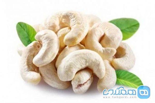 بادام هندی خام تامین کننده کدام ماده مغذی بدن است