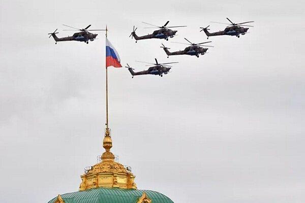 پوتین زمان برگزاری رژه روز پیروزی را رسانه ای کرد