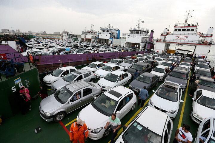 واردات خودروهای بالای 2500 سی سی با سرمایه گذاری خارجی
