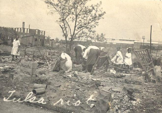 کشتار نژادی 1921 در آمریکا
