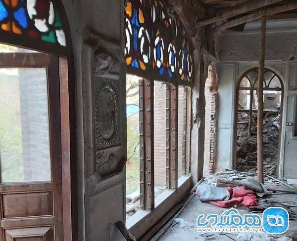 خانه های تاریخی که دست محبت می خواهند