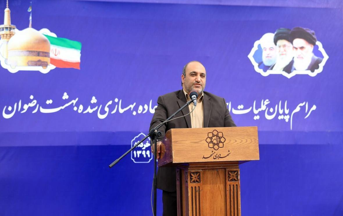 خبرنگاران شهردار مشهد: دنبال ارائه خدمات در خارج از حریم شهر هستیم
