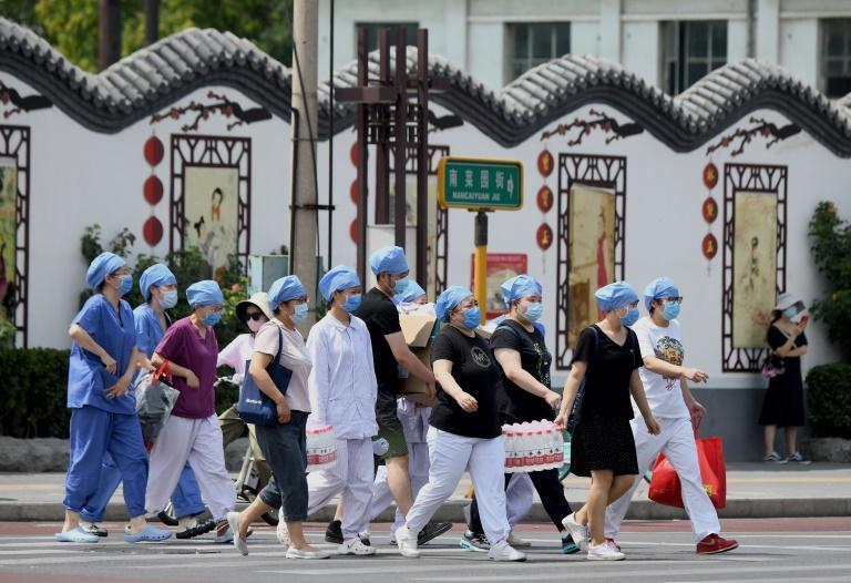شیوع دوباره کرونا در پکن، تعطیلی مدارس و لغو پروازها