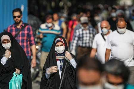 9 استان در شرایط قرمز کرونا ، تهران همچنان در مرز هشدار