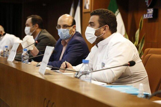 علی نژاد: فدراسیون نجات غریق و غواصی بدهی ندارد