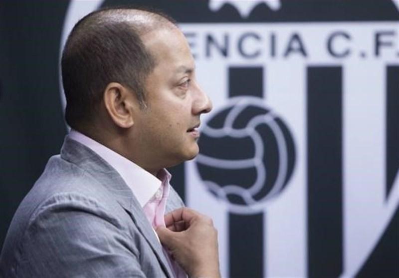رئیس باشگاه والنسیا پس از دریافت تهدید به مرگ، محافظ استخدام کرد