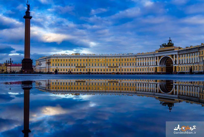 میدان کاخ، قلب تاریخی سن پترزبورگ، تصاویر