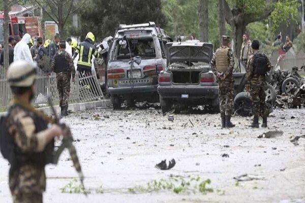 کشته شدن 7 غیرنظامی بر اثر انفجار بمب در شرق افغانستان
