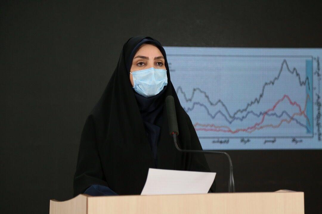 خبرنگاران کرونا جان 109 نفر دیگر را در ایران گرفت