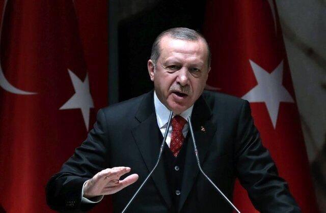 یک روزنامه آلمانی مدعی شد که اردوغان به فرماندهان نظامی اش اعلان جنگ داده است