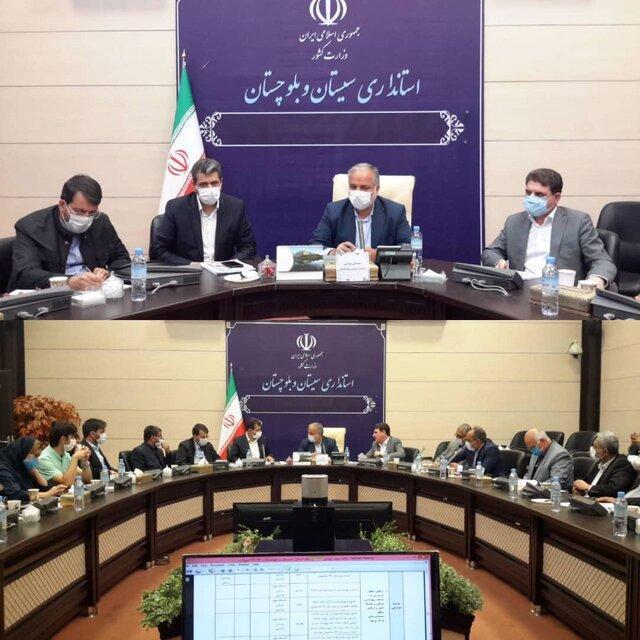 استاندار: ترانزیت و معدن دو اولویت مهم توسعه سیستان و بلوچستان است