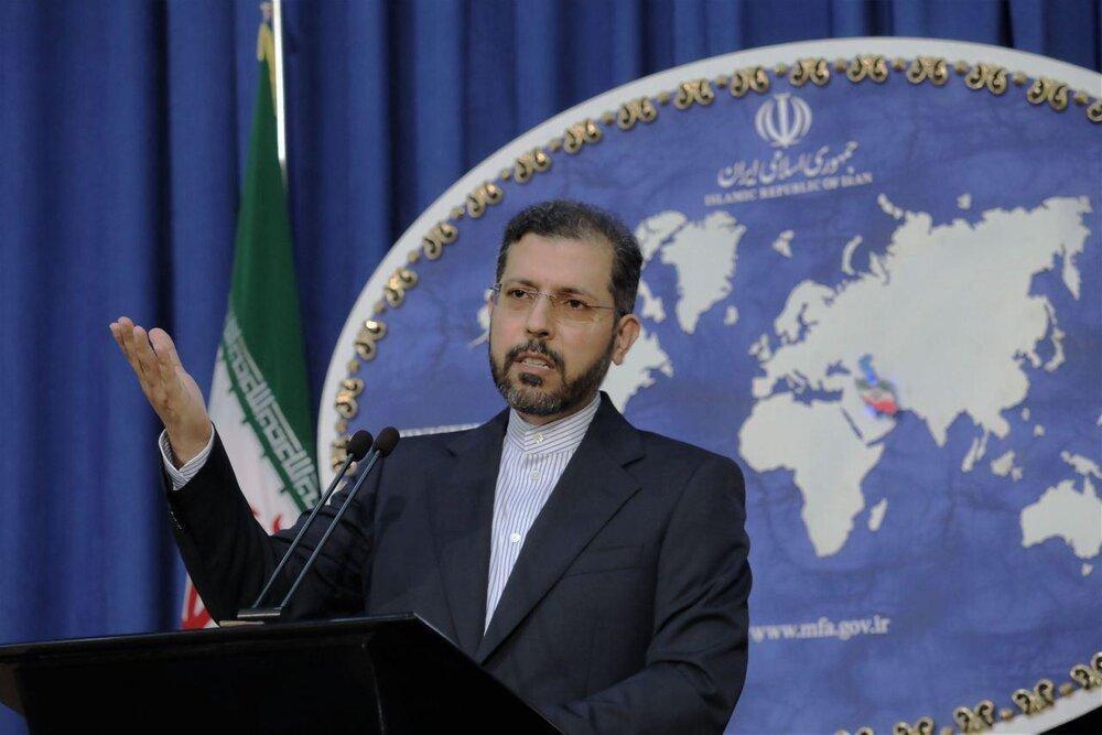 واکنش ایران به نقض آتش بس در قره باغ