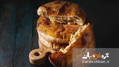 طرز تهیه نان گاتا گردویی خوشمزه و مقوی