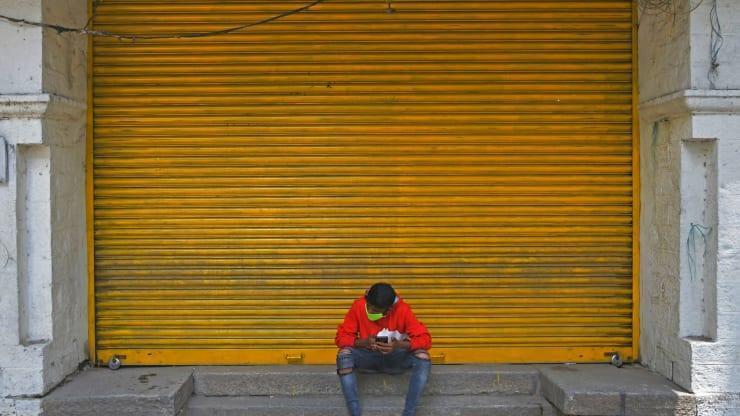 کرونا دره سیلیکون هند را خالی کرد