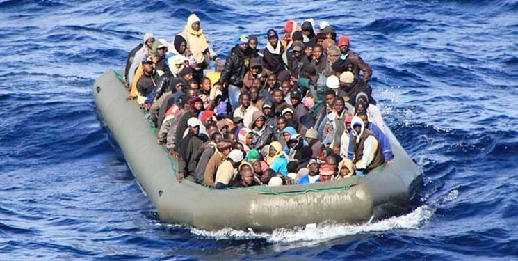 واژگونی قایق پناهجویان در مدیترانه، 8 زن و سه کودک کشته شدند