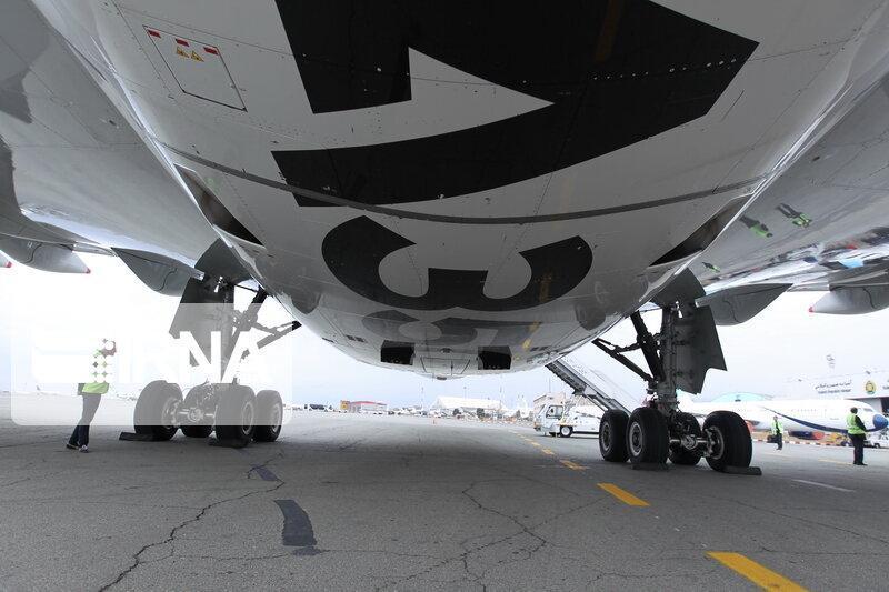 خبرنگاران بازگشت 4 فروند هواپیمای قدیمی به خط پرواز