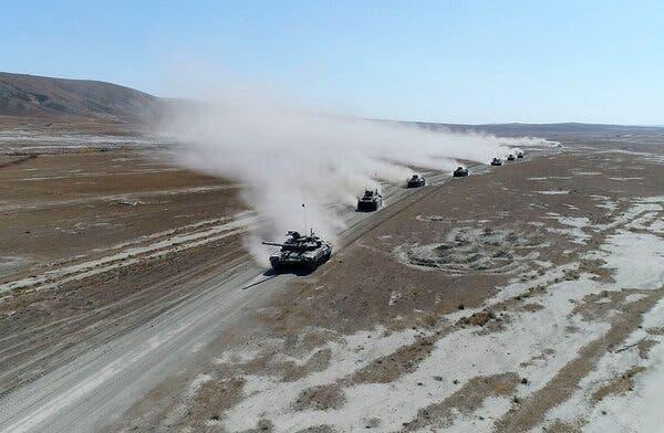 مفقود شدن صدها نیروی ارتش ارمنستان در جنگ قره باغ