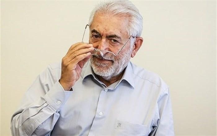 سیدمحمد غرضی: برای انتخابات 1400 می آیم