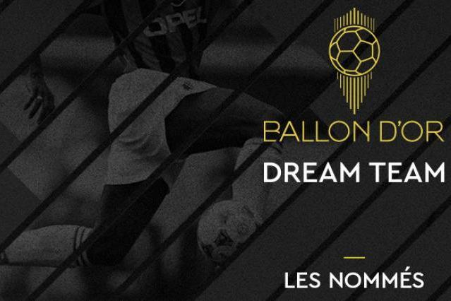تمام نامزدهای حضور در تیم رویایی فرانس فوتبال؛ برترین های تاریخ فوتبال