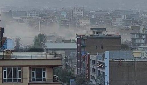 انفجار در غرب کابل ، 10 نفر کشته شدند 20 تن زخمی