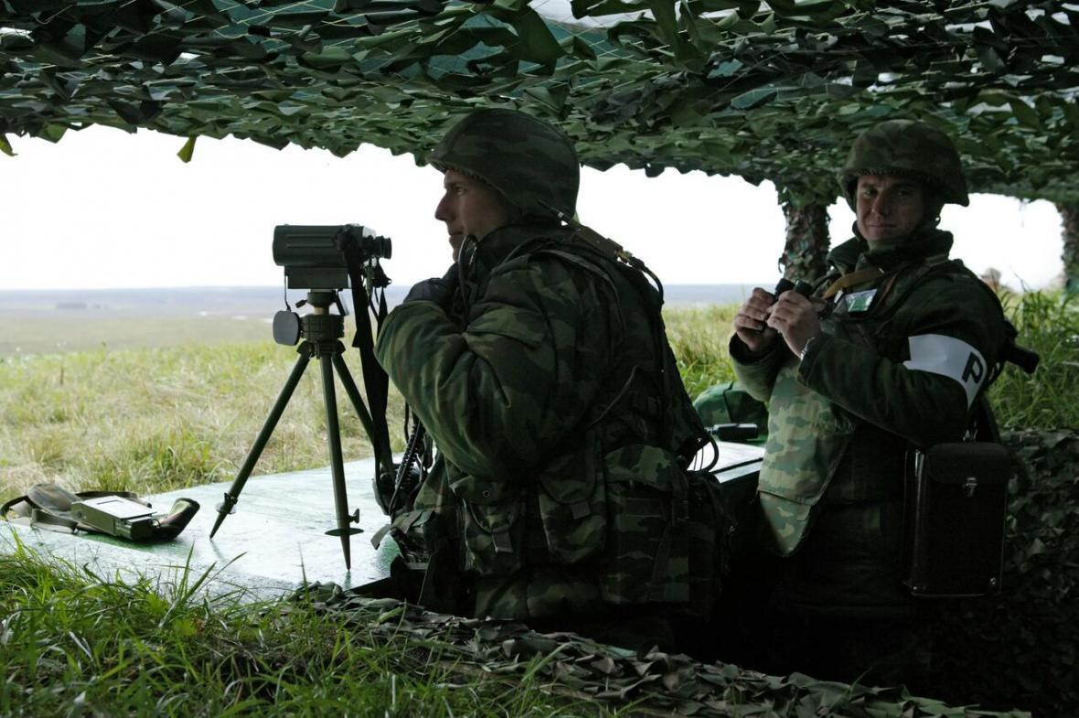 حافظان صلح روسیه در قره باغ مستقر می شوند