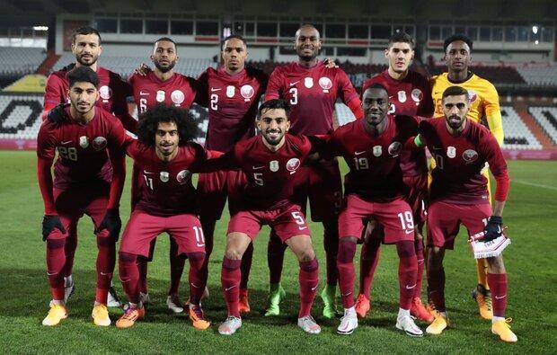 تیم ملی فوتبال قطر میهمان مسابقات انتخابی جام جهانی در قاره اروپا