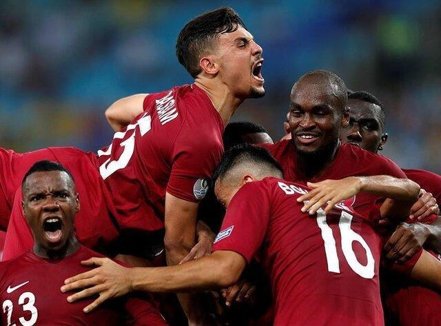 حضور تیم ملی فوتبال قطر در انتخابی جام جهانی 2022 در قاره اروپا