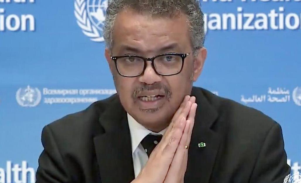 رئیس سازمان جهانی بهداشت قرنطینه شد