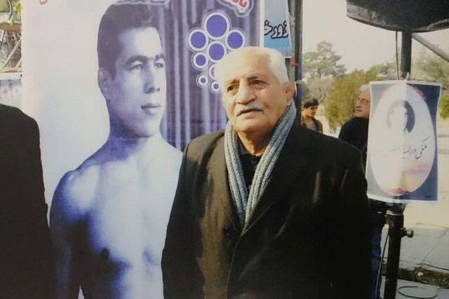 تسلیت اتحادیه جهانی کشتی و قهرمان المپیک برای درگذشت محمد خادم