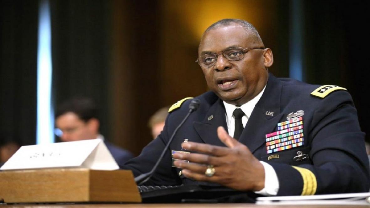 یک سیاه پوست، وزیر دفاع آمریکا می گردد؟