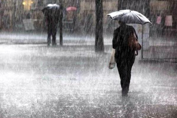 تشدید باران در 12 استان کشور، ورود سامانه جدید بارشی به کشور از فردا