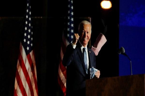 اتمام رأیگیری از مجمع گزینندگان آمریکا، پیروزی بایدن در انتخابات تایید شد