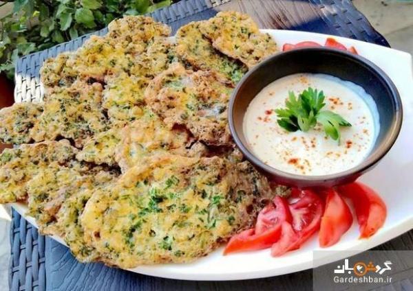طرز تهیه املت لبنانی خوشمزه با سس تاهینی
