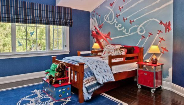 5 نکته در طراحی دکوراسیون اتاق خواب پسرانه