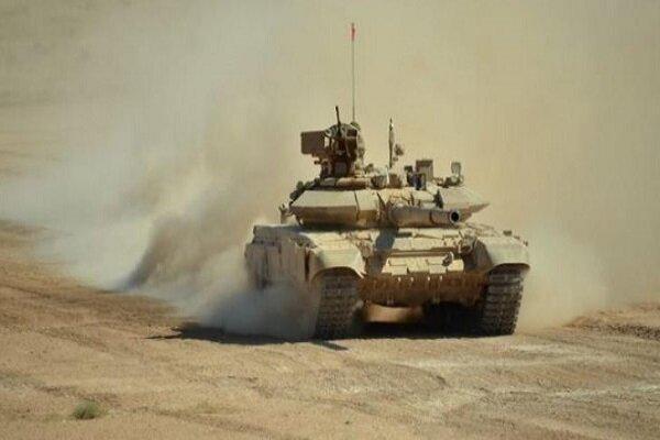 الجزایر رزمایش نظامی هوایی و زمینی گسترده برگزار کرد