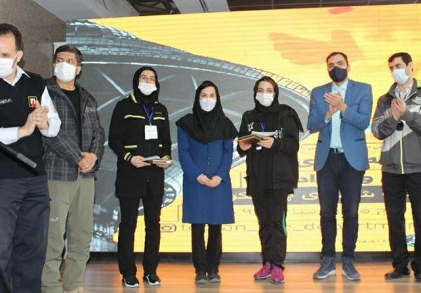 برگزاری مسابقه پله نوردی آتش نشانان به مناسبت سالگرد شهدای آتش نشان پلاسکو