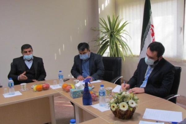 جلسه بررسی تصادفات ساختگی در استان