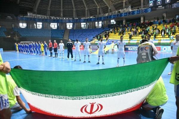 برنامه آماده سازی تیم ملی فوتسال تعیین شد، رایزنی با برزیل و ژاپن