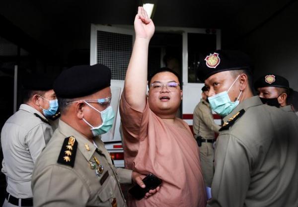 دادگاه رهبران اعتراضات تایلند شروع شد