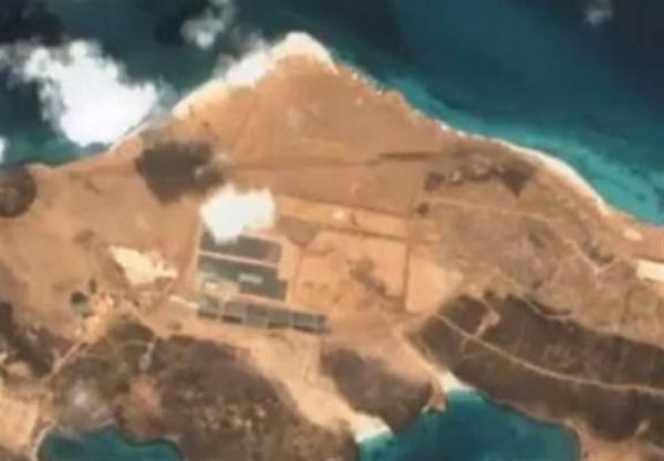 امارات تجهیزات نظامی خود را از اریتره به یمن منتقل کرد