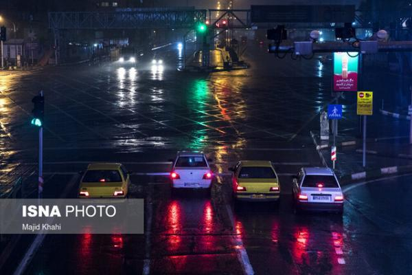 شرایط قرمز در بخش ارجمند فیروزکوه، ممنوعیت تردد خودروهای غیربومی در بخش ارجمند