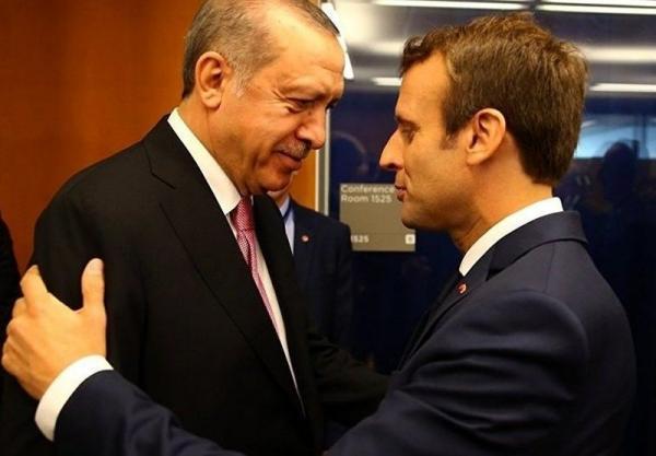 جنجال اظهارات مکرون درباره اردوغان و ترکیه