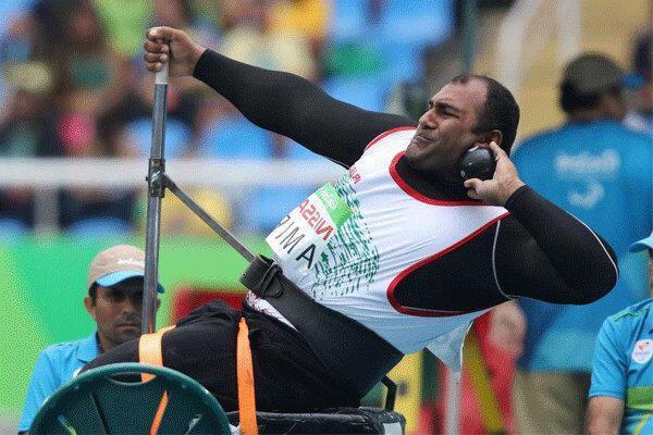 هدفم ثبت بهترین نتیجه و رکوردشکنی در بازیهای پارالمپیک است