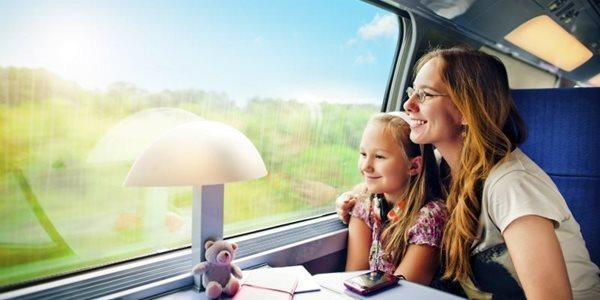 چگونه با قطار سفر راحت تری داشته باشیم؟