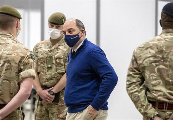 وزیر دفاع انگلیس روسیه را تهدید شماره یک برای این کشور نامید
