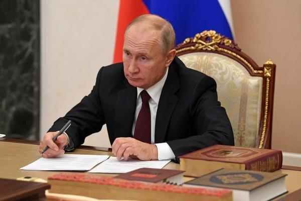 پوتین با همتای تاجیکستانی دیدار می کند