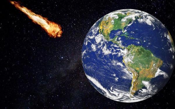 شبیه سازی برخورد سیارک به زمین؛ نمی توان جلوی فاجعه را گرفت